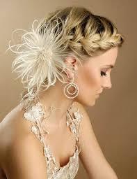 Short Hairstyles Short Curly Hair Wedding Updos Beautiful Bride
