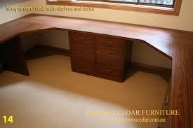 wrap around office desk. delighful around office furniture with wrap around desk a
