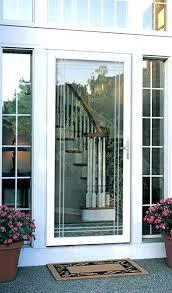 storm door installation fancy doors on wow home decorating ideas with larson screen replacement away