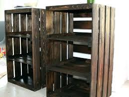 diy crate furniture crate nightstand diy crate furniture wood crate furniture design decoration wood crate furniture