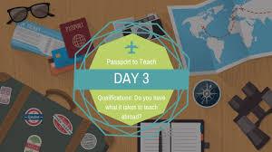 Teach Graphic Design Abroad Overseas Teaching Qualifications Teach Away