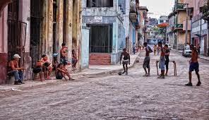 el pueblo de Cuba quiere ser libre del bloqueo