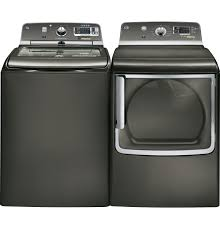 black washer and dryer. Product Image Black Washer And Dryer