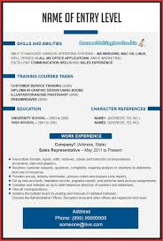 New Resume Format 2015 Sample Free Resume Templates Resume Idea