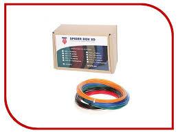 <b>Аксессуар Spider Box</b> / Authentiq №6 PLA-пластик 6 Цветов по 10 ...