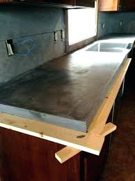 diy cement countertop how to make a cement feat concrete for frame remarkable lightweight cement diy cement countertop