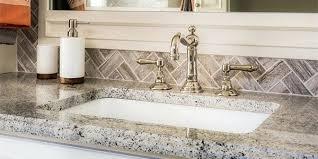bathroom granite countertop installation in northern minnesota bathroom granite countertops granite bathroom countertop double sink