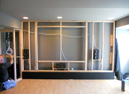 Small Picture Home Theater Wall Design Home Design Ideas