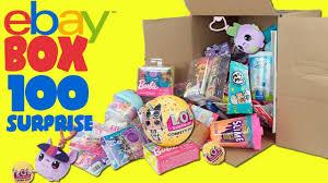 blindbags toys toybox