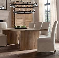 parsons slipcovered side chair with restoration hardware dining room chairs inspirations 11