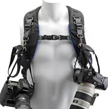 The <b>Think Tank</b> Photo Camera <b>Support Straps</b> V2.0 are a ...