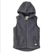Kavu Size Chart Kavu High Pile Sherpa Fleece Vest Medium 10 Nwt Nwt