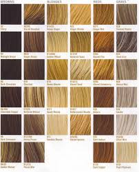 Wheat Hair Color Chart Information About Shades Of Blonde Hair Color Names At