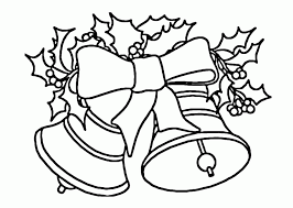 Small Picture Coloring Pages Christmas Bow Coloring Page Free Printable