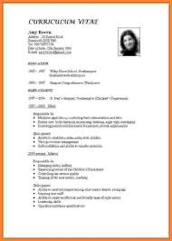 Create Resume Template Extraordinary Resume Templates Collection Of Solutions Sample For Teachingeate