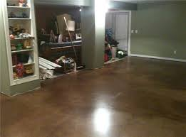Basement Floor Finishing Ideas
