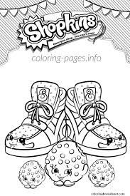 Small Picture 2 shopkins 2016 sneaky kooky cookie coloring pages