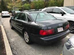 "Curbside Classic: 1999 Audi A8 4.2 Quattro – Close, But No ""Zigarre"""