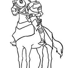 Small Picture Knight in armor coloring pages Hellokidscom