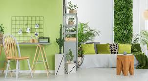 Grün Und Terrakotta Ist Der Neue Einrichtungstrend Zuhause Bei Sam
