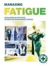 Fatigue Risk Management Chart Fatigue Reports