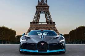 Bugatti Brings Divo Home To Paris For Its European Debut | CarBuzz
