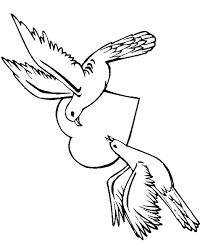 Small Picture Dove Coloring Pages