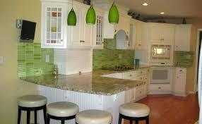 kitchen backsplash glass tile green. Green Glass Tile Backsplash Mosaic Blue  Kitchen . E