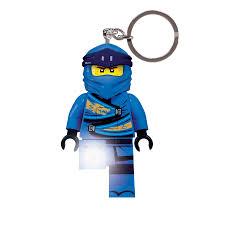 Lego Ninjago Ninja Kai keyring keychain new style LEGO Minifigures
