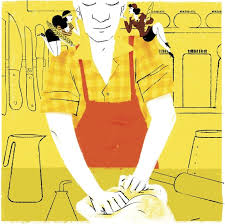 b and women the new yorker the secret of b is that it is much more forgiving than non bakers know
