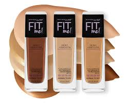 Maybelline Fit Me Foundation Shade Chart 11 All Inclusive Maybelline Foundation Colour Chart