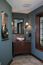 powder room furniture. Powder Room Paint Color Ideas Traditional With Slate Floor Furniture Vanity I