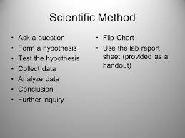 4 Th Grade Science Long Range Plans Presented By Matthew