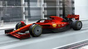 Our 2021 season starts here, said binotto. F1 2021 Car In Ferrari Livery By Me Formula1