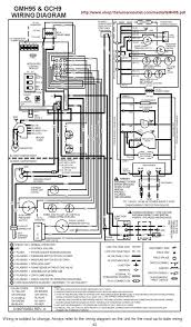 goodmangmh95 1 wiring diagram for goodman furnace the wiring diagram goodman furnace wiring diagram at life