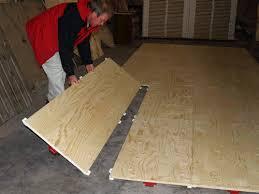 O Plywood Dance Floor On Grass  Temporary Modular Portable Flooring U0026 Floors