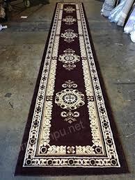 traditional long persian runner rug burdy design 121 32 inch x 15 feet 10 inch b01gikjggo