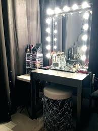 vanity with lighted mirror vanity lighted mirror incredible best lighted vanity mirror ideas on lighted vanity mirror stylish glam lighted starlet table top