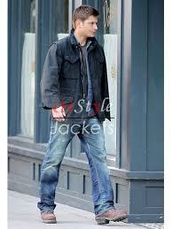 supernatural season 6 dean winchester jacket