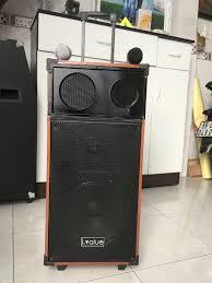 Loa kéo karaoke siêu phẩm quái vật thời 4.0 âm thanh đập banh nhị - Loa kéo  giá sỉ - Loa karaoke bluetooth chính hãng