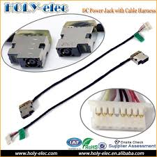 laptop dc power port jack socket and cable wire for hp stream 14 laptop dc power port jack socket and cable wire for hp stream 14 754734 sd1 754734 fd1
