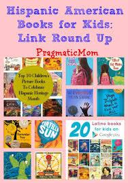 hispanic american books for kids link round up
