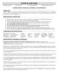 Lean Manufacturing Consultant Resume Hr Examples Human Resources