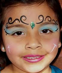 face paints festival erfly favorite unicorn gypsy princess irish green