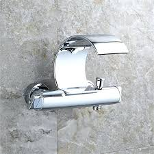 faucets bathtub wall mounted bath waterfall faucet mixer shower exposed valve bottom brass bathtub faucet bathroom tap from industrial moen bathtub faucet