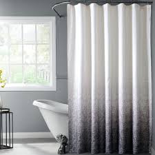 grey shower curtain liner cintinel