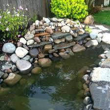 how to build a backyard waterfall crafty design ideas backyard waterfall build a your own garden how to build a backyard waterfall