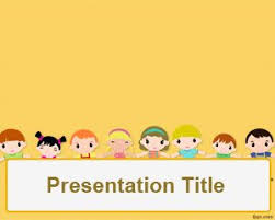 Childrens Day Powerpoint Template For Free Download Free