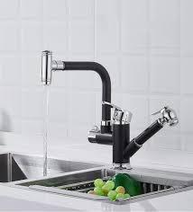 Amazoncom Li Home Tools Kitchen Sink Taps Single Handle Solid