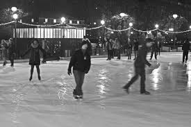 get into the spirit of the season at the national sculpture garden ice rink
